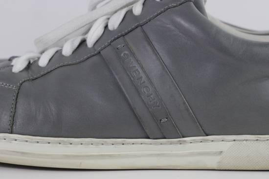 Givenchy Givenchy Grey Leather Shoes Size US 10 / EU 43 - 13