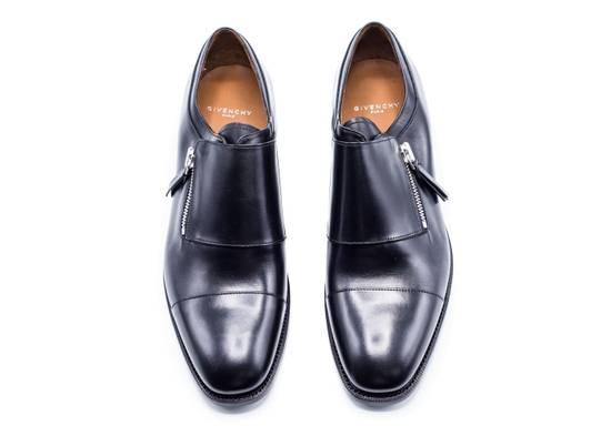 Givenchy Givenchy Maximiliano Black Zipped Monk Strap Loafers Shoes Size US 10 / EU 43 - 1