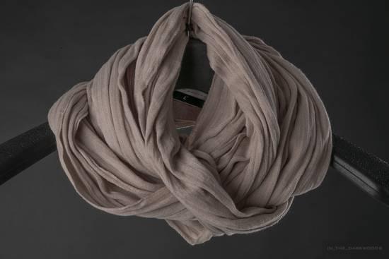 Julius = last drop = 2007SS cotton knit scarf Size ONE SIZE - 5