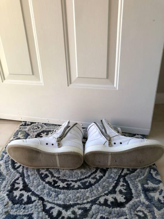 Balmain Hi Top Sneaker Boot Size US 10 / EU 43 - 3