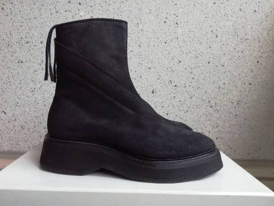 Julius FW16 twisted zip-up boots, NWB Size US 9 / EU 42