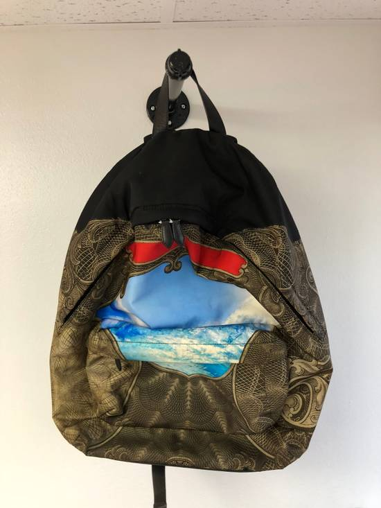 Givenchy Ocean Print Backpack Size ONE SIZE