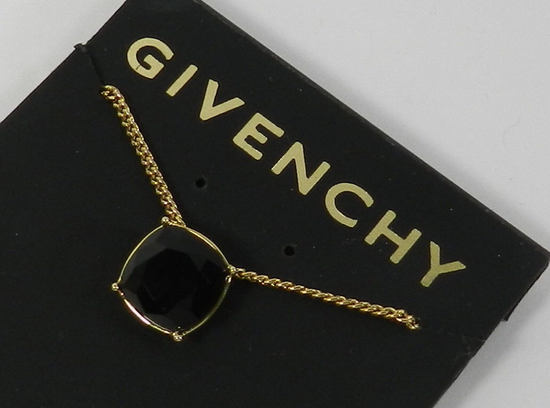 Givenchy Givenchy Gold Necklace Size ONE SIZE - 2