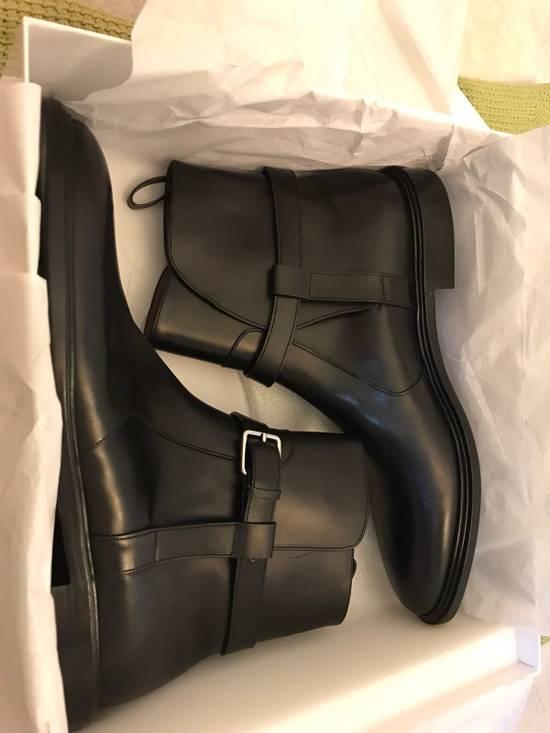 Givenchy Split Shaft Harness Boot Size US 12 / EU 45 - 4
