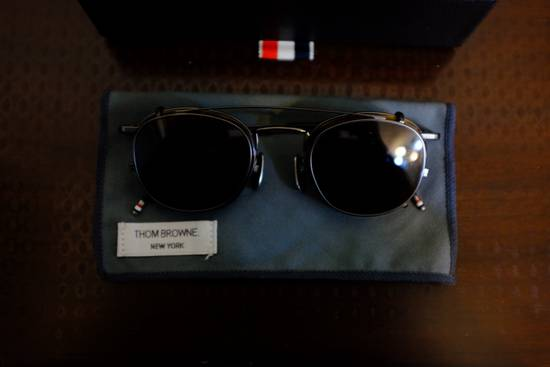 Thom Browne TB710 - clip on glasses Size ONE SIZE - 1