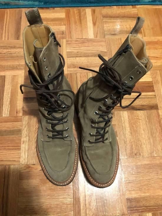 Balmain FW11 Military Ranger Boots (fit big) Size US 9 / EU 42 - 1