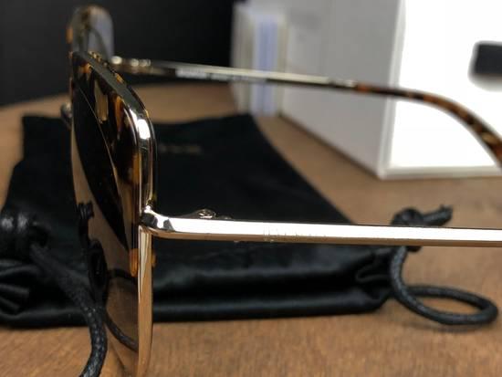 Balmain Balmain Black Gold Sunglasses BL 2509 Size ONE SIZE - 3