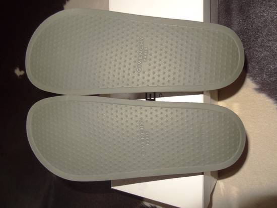 Givenchy Brand New Green Slippers Size US 8 / EU 41 - 2