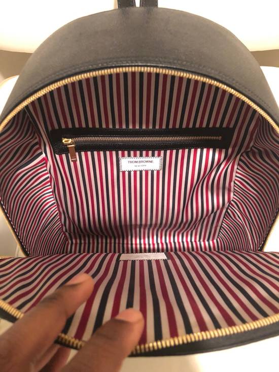 Thom Browne diagonal stripe backpack Size ONE SIZE - 1