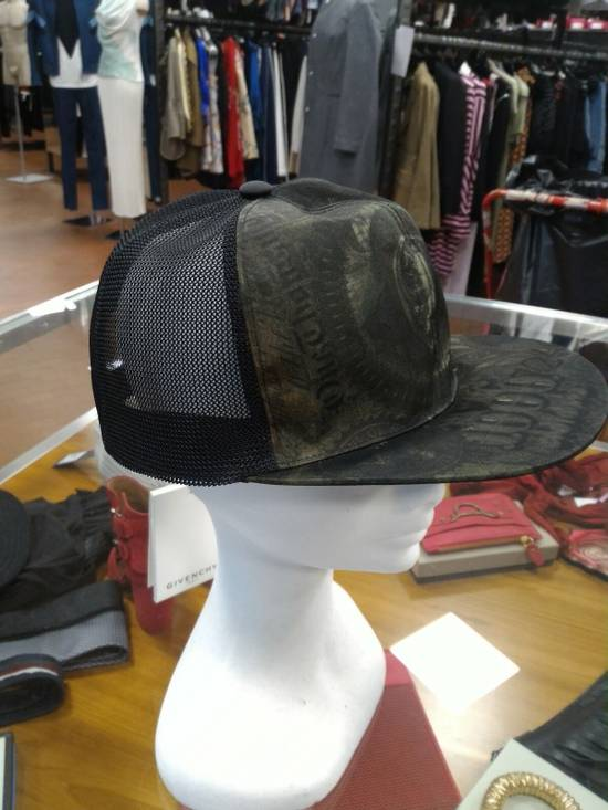 Givenchy Multicolor Printed Trucker Snapback Size ONE SIZE - 3