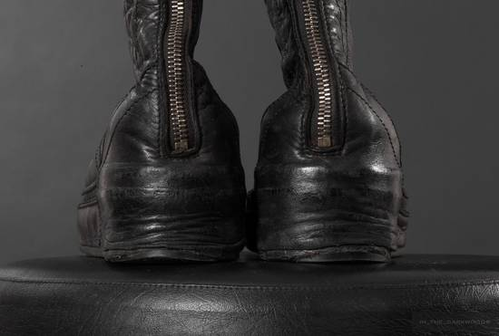 Julius = last drop = engineer leather boots Size US 9.5 / EU 42-43 - 5