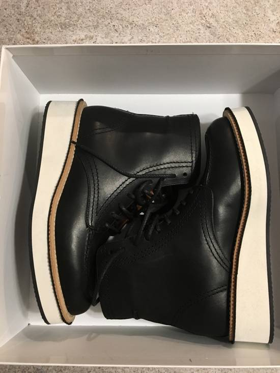 Givenchy Rottweiler Philippo Leather Ankle Boots Size US 7.5 / EU 40-41 - 5