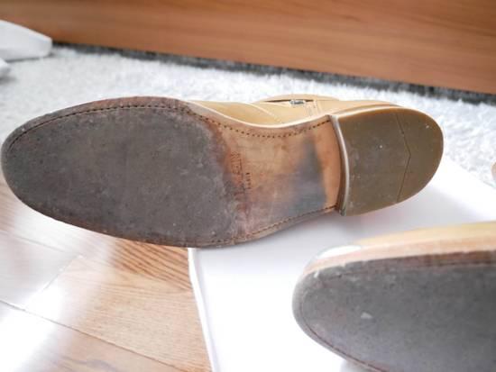 Balmain Balmain Steel Toe Boots Sz 44 (US 11) Size US 11 / EU 44 - 6