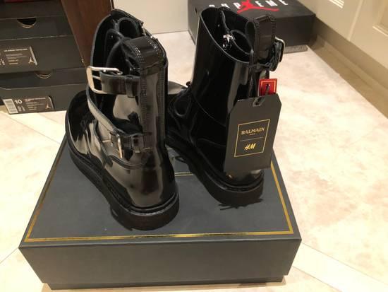 Balmain Balmain X H&M military boots Size US 10 / EU 43 - 3