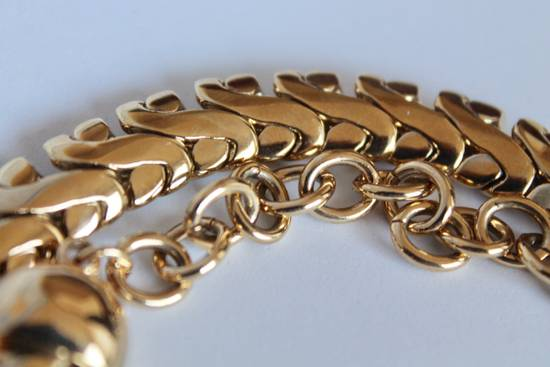 Givenchy Gold Plated Serpentine Chain Size ONE SIZE - 3
