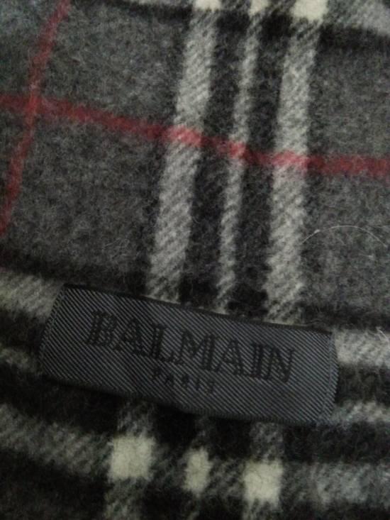 Balmain BALMAIN PARIS scarves muffler (A194) Size ONE SIZE - 1