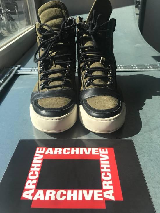 Balmain Balmain x H&M Hi-Top Sneaker Size US 11 / EU 44