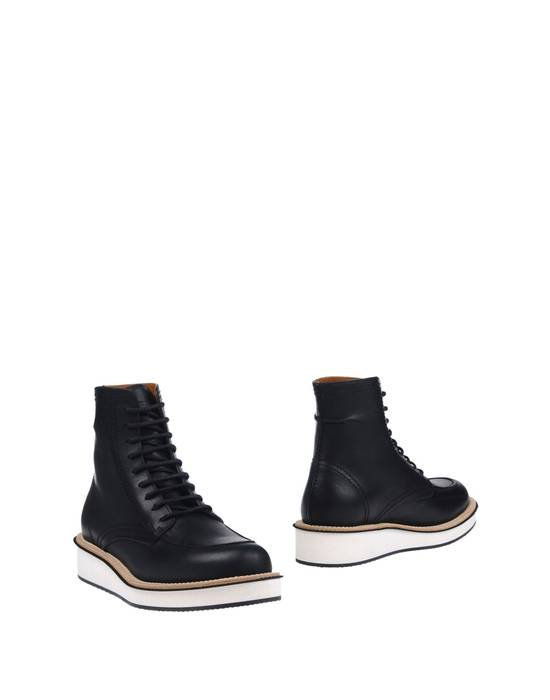 Givenchy Rottweiler Philippo Leather Ankle Boots Size US 7.5 / EU 40-41 - 1