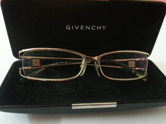 Givenchy Givenchy logo glasses Size ONE SIZE