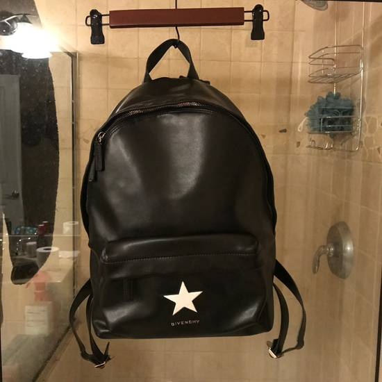 Givenchy Givenchy Monostar Backpack One Size Size ONE SIZE