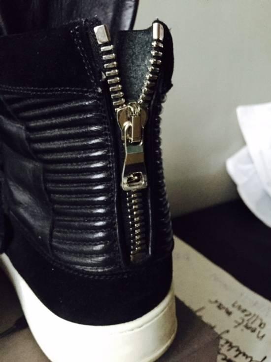 Balmain backzip sneakers Size US 10.5 / EU 43-44 - 4