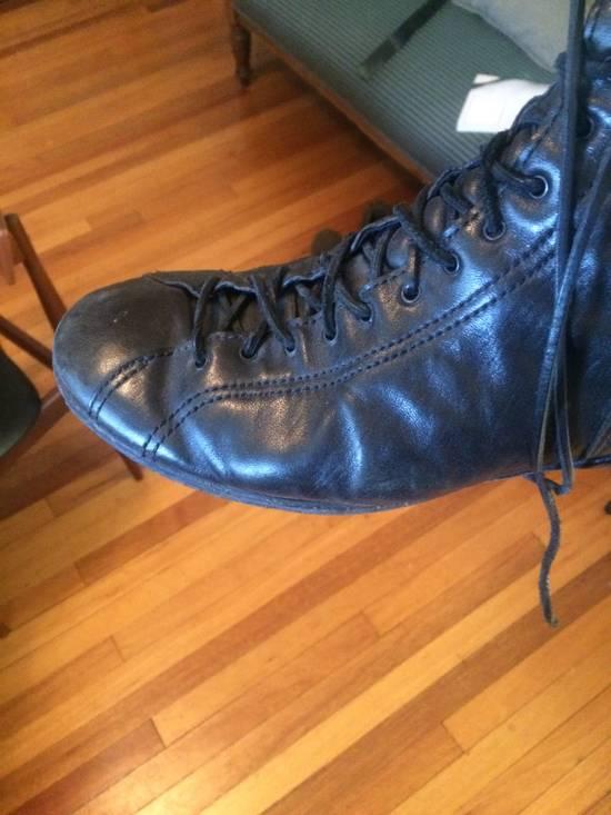 Julius Back Zip Horse Boots Sz3 Size US 11 / EU 44 - 7