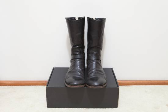 Julius Engineer Back Zip Boots Size US 8 / EU 41 - 2