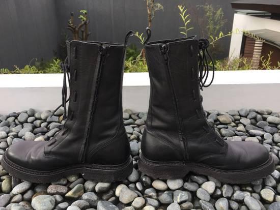 Balmain Decarnin Era 11' FW Combat Boots Size US 7 / EU 40 - 2
