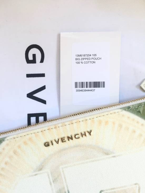 Givenchy Saint 17 Big Zipped Pouch Size ONE SIZE - 7
