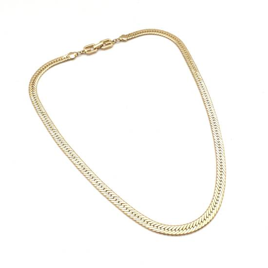 "Givenchy 24.5"" Gold Chain Necklace Size ONE SIZE"
