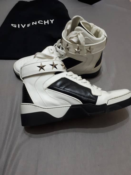 Givenchy Givenchy Tyson Star High-Top Sneaker Size US 10 / EU 43 - 1
