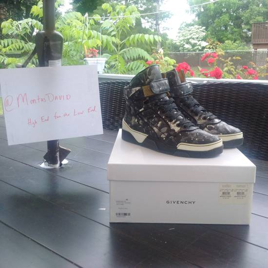 Givenchy Givenchy Tyson Floral Print Size US 9 / EU 42 - 1