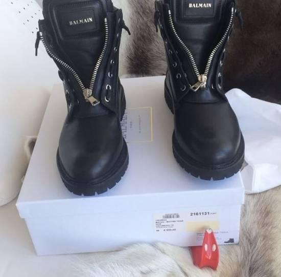 Balmain Balmain Black Rangers Boots Size US 11 / EU 44 - 2