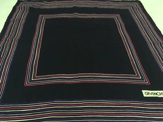 Givenchy Givenchy Silk Scarf Size 28 - 3