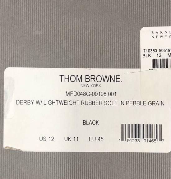 Thom Browne Pebble Grain Derby - New in Box Size US 12 / EU 45 - 5