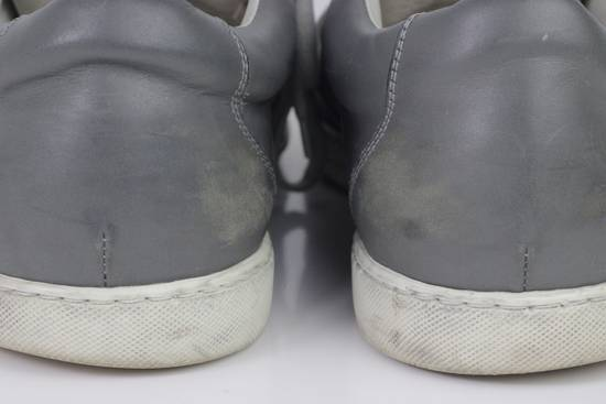 Givenchy Givenchy Grey Leather Shoes Size US 10 / EU 43 - 15