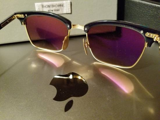 Thom Browne D-Frame Sunglasses TB 711 Size ONE SIZE - 10