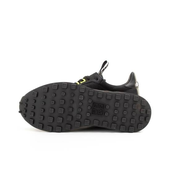 Givenchy Black TR3 Runner Sneakers Size US 6.5 / EU 39-40 - 8