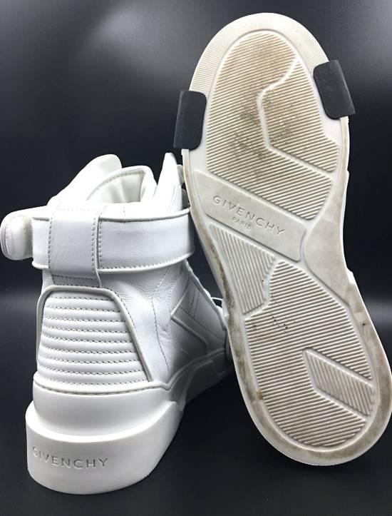 Givenchy Givenchy Black & White Tyson Style Sneakers Size US 8 / EU 41 - 4