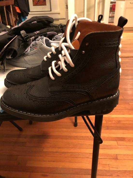 Givenchy Givenchy Runway Leather Commando Boots Size US 11 / EU 44