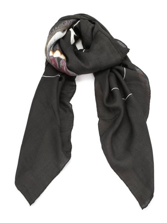 Givenchy Givenchy Singnature Foulard, Scarf Monkey Brothers in Black Size ONE SIZE - 2