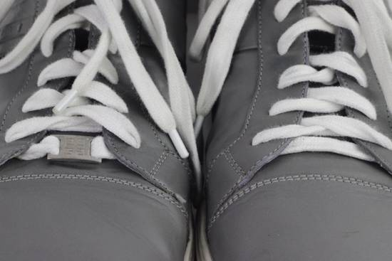 Givenchy Givenchy Grey Leather Shoes Size US 10 / EU 43 - 10