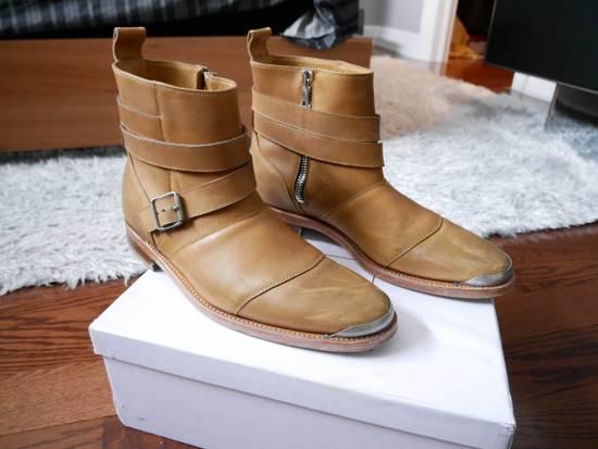 Balmain Balmain Steel Toe Boots Sz 44 (US 11) Size US 11 / EU 44