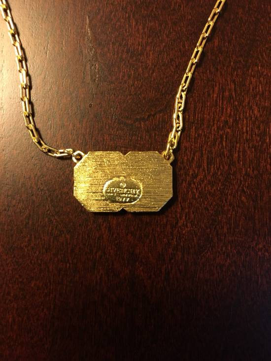 Givenchy Retro Givenchy Chain Necklace (1977) Size ONE SIZE - 2