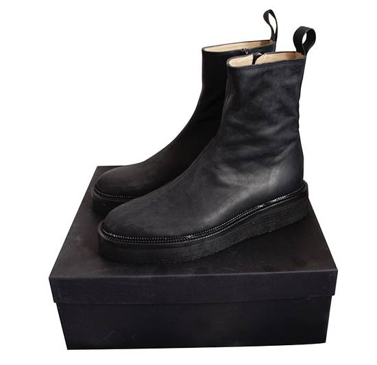 Damir Doma Horse Leather Creeper Boots Size US 7 / EU 40