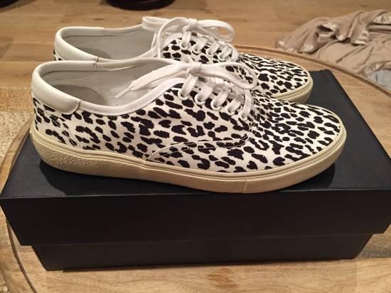 Saint Laurent Paris SLP Baby Cat Sneakers Size US 9.5 / EU 42-43 - 2