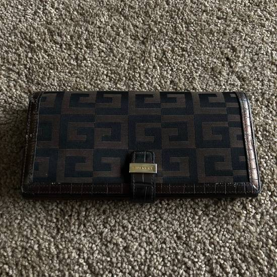 Givenchy Canvas Wallet Size ONE SIZE