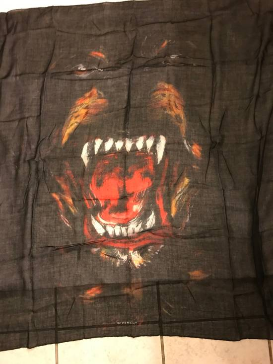 Givenchy Rottweiler Scarf Size ONE SIZE