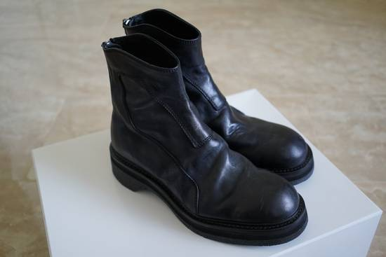 Julius Artisanal Leather Boots Size US 10.5 / EU 43-44 - 2