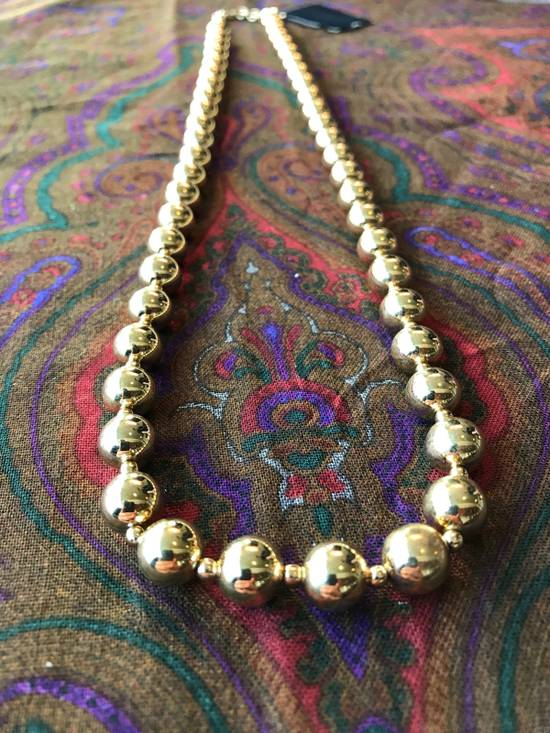 Givenchy Gold Ball Chain Mardis Gras Size ONE SIZE - 1